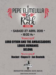 PEPE EL MELILLA FESTIVAL 2019