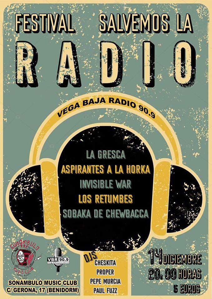 FESTIVAL SALVEMOS LA RADIO (BENIDORM)